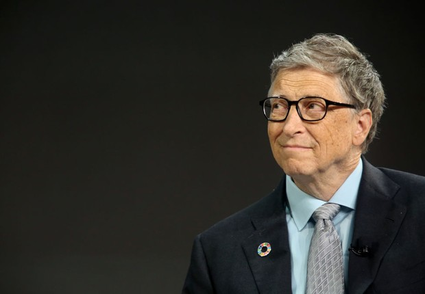 O cofundador da Microsoft Bill Gates (Foto: Yana Paskova/Getty Images)