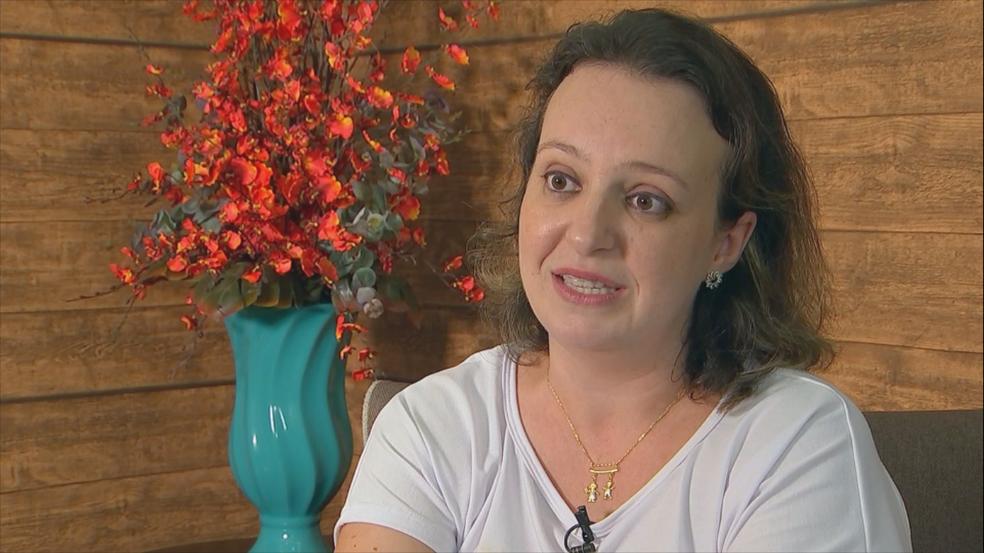 Roberta é uma das fundadoras do projeto (Foto: Reprodução/TV Tem)