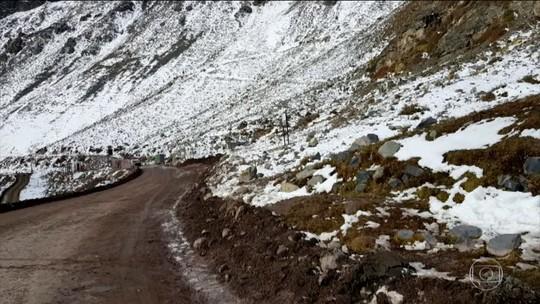Crianças brasileiras morrem em acidente com pedra no Chile