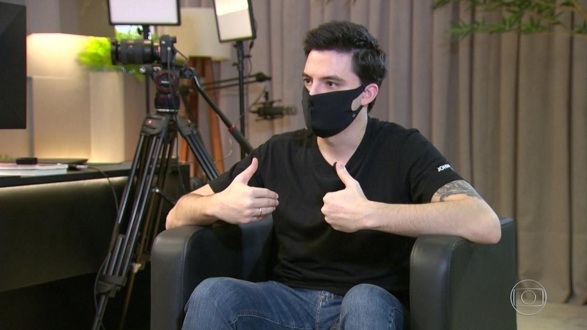 Influenciador digital Felipe Neto é vítima de fake news e de ameaças – G1