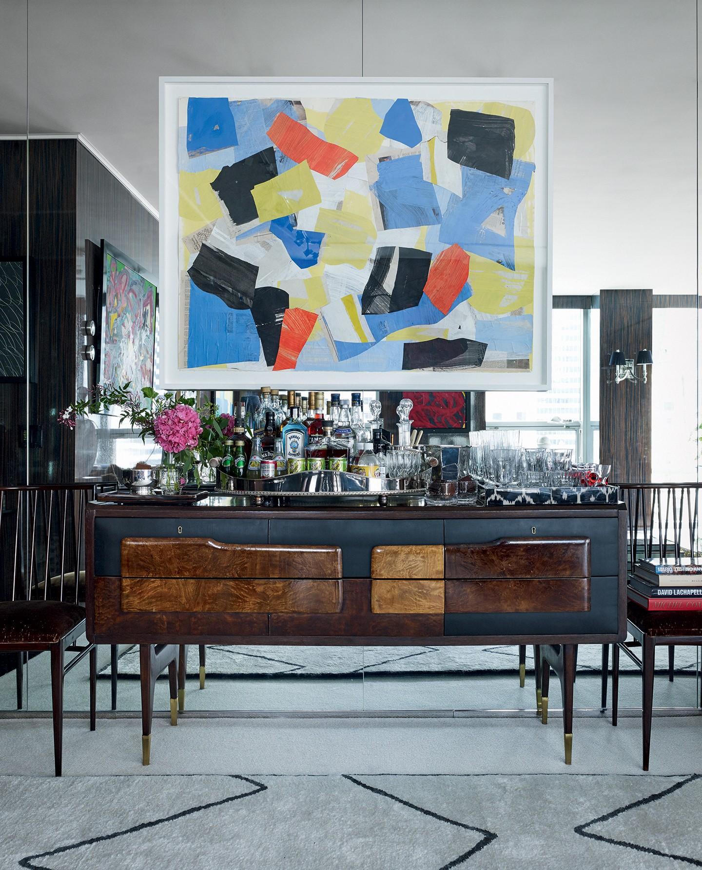 """Casa de Sig Bergamin e Murilo Lomas em Nova York é """"sexy com borogodó"""" (Foto: Björn Wallander)"""