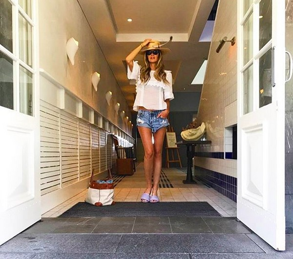 A modelo Elle Macpherson (Foto: Instagram)