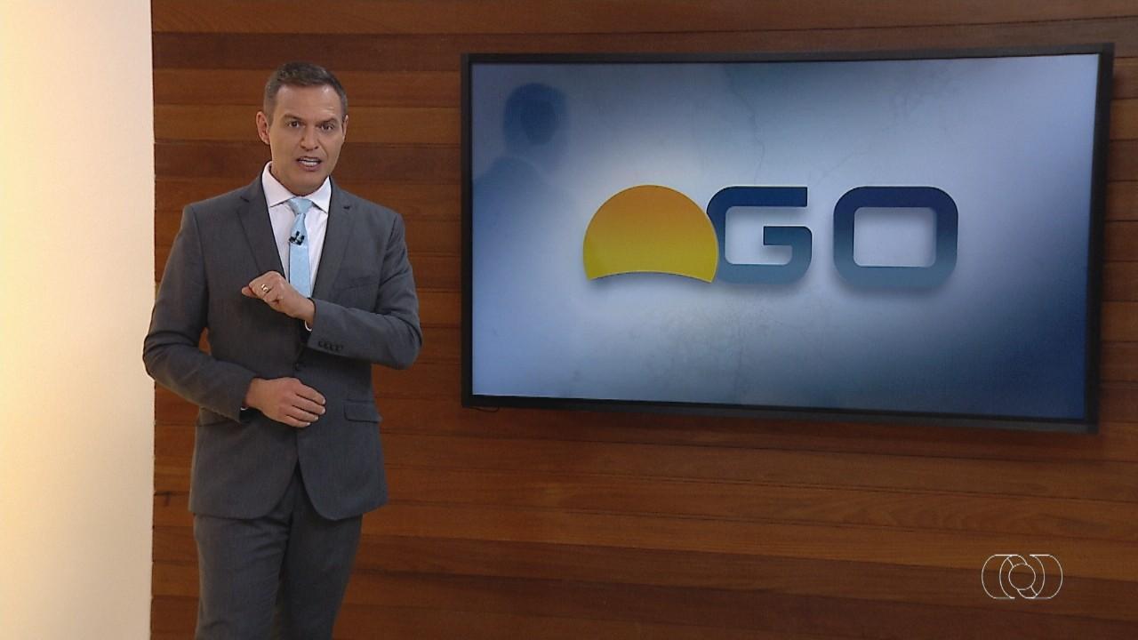 VÍDEOS: Bom Dia Goiás de quinta-feira, 5 de agosto de 2021