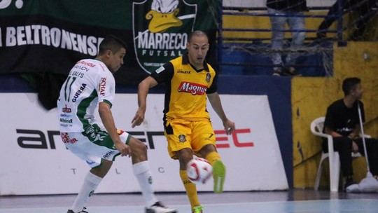 Foto: (Guilherme Mansueto/Magnus Futsal)