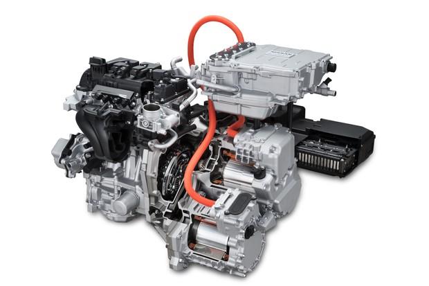 Nissan Kicks e-Power híbrido (Foto: Divulgação)