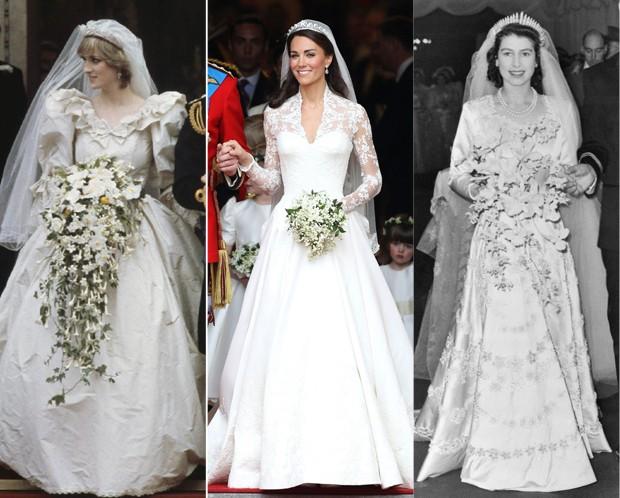 48cf6938d04 Casamento real  relembre os 11 vestidos de noiva mais marcantes da realeza