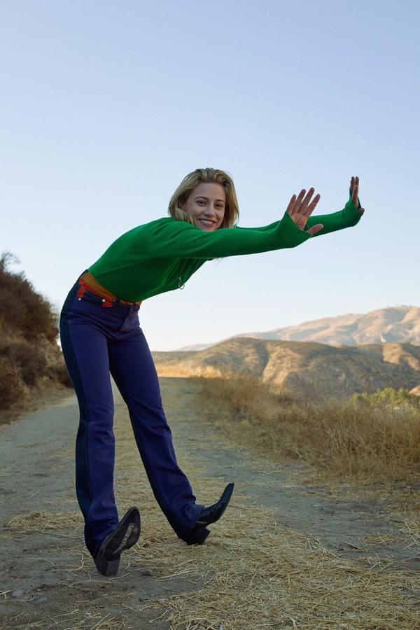Lili Reinhart (Foto:  Matthew Sprout)