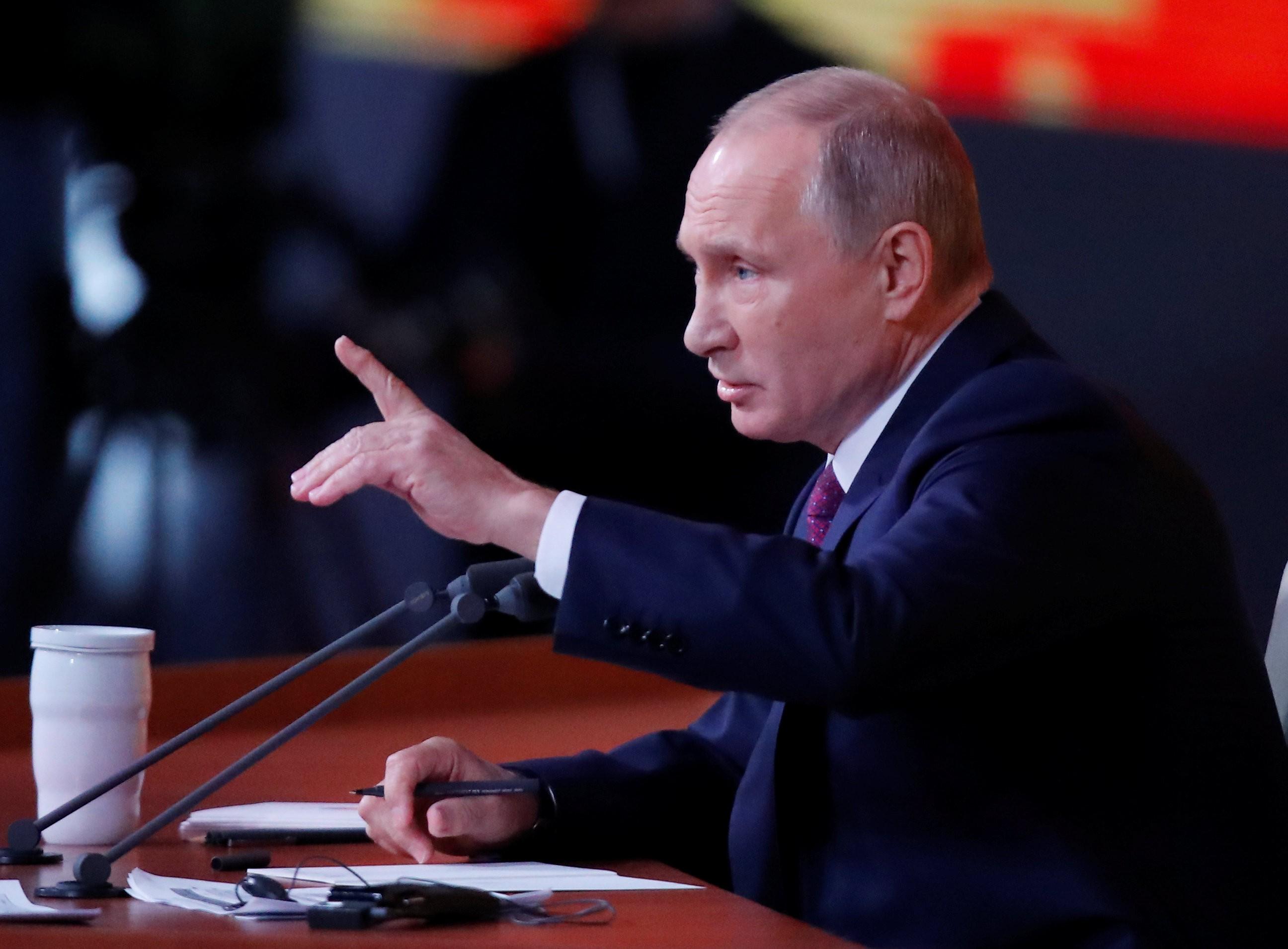 Eleição presidencial russa será no dia 18 de março, define Parlamento