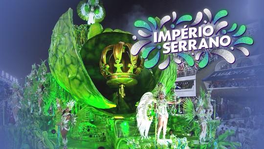 Império Serrano - Grupo Especial (RJ) - Íntegra do desfile de 03/03/2019