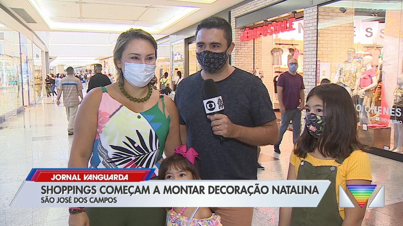 Shoppings de São José começam a planejar o Natal