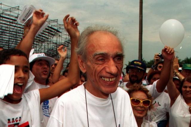 Herbert de Souza (Foto: Domingos Peixoto)
