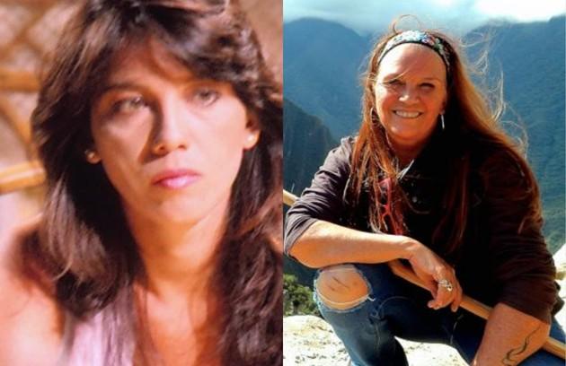 Atualmente trabalhando como fotógrafa, Cristina Prochaska era Laís, par de Cecília. Sua última aparição na Globo foi em um episódio de 'As Brasileiras' (2012) (Foto: TV Globo / Reprodução )
