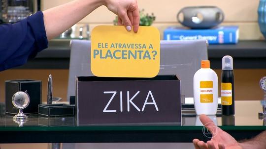 Especialistas tiram dúvidas sobre o vírus da zika no Bem Estar