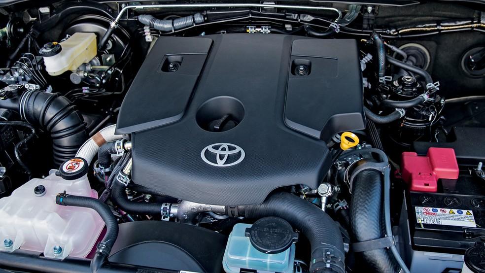 O motor finalmente recebeu aumento de potência — Foto: Divulgação