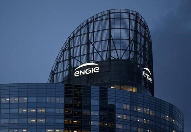 Sede da empresa Engie (Foto: Jacky Naegelen/Reuters)