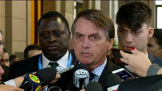 Bolsonaro diz que pretende elevar faixa de isenção do IR para 'próximo de R$ 2 mil' neste ano