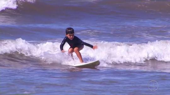 Etapa do Campeonato Estadual de Surfe é realizada em Cabo Frio