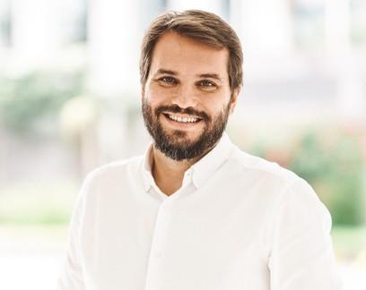 Rodrigo Barros, CEO e sócio da Boali