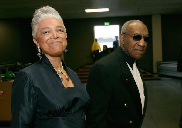 Bill Cosby com a esposa, Camille (Foto: Getty Images)