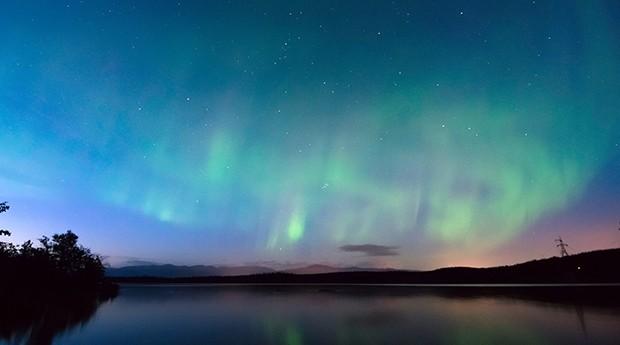 aurora boreal (Foto: Pexels)