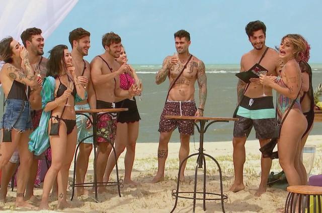 Participantes da temporada passada de 'De férias com o ex' (Foto: MTV)