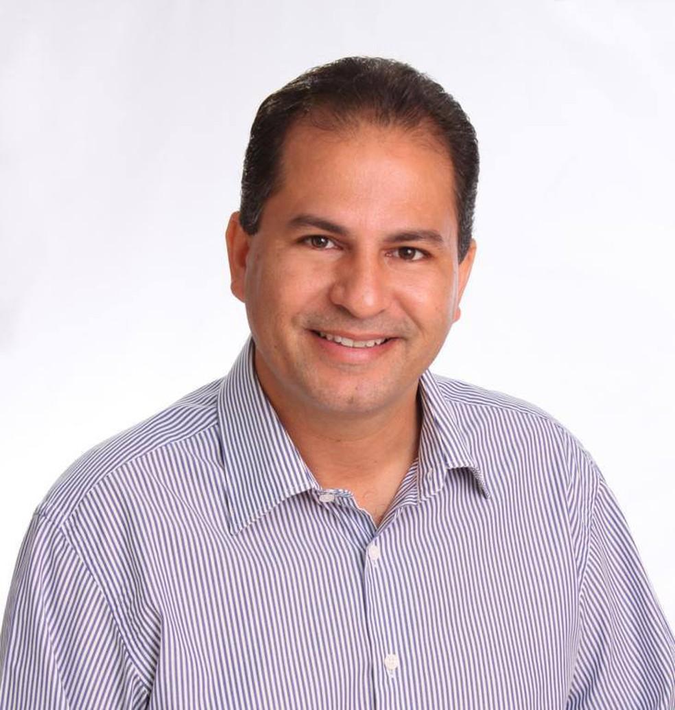 Agnado Muniz foi deputado federal por Rondônia por dois mandatos (Foto: Facebook/Reprodução)