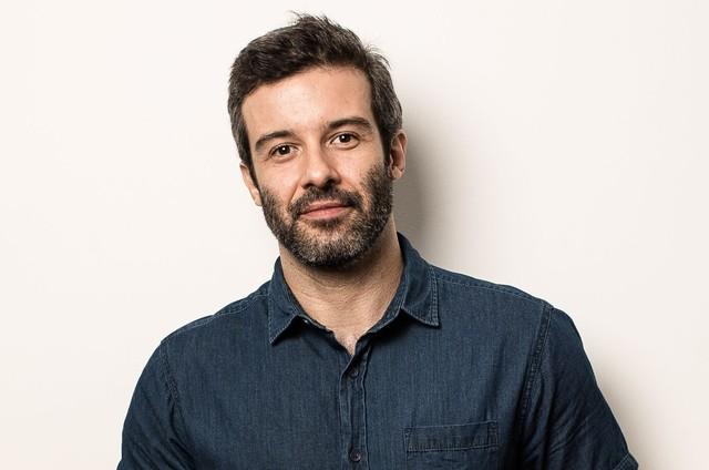 Gustavo Vaz (Foto: Jorge Bispo)
