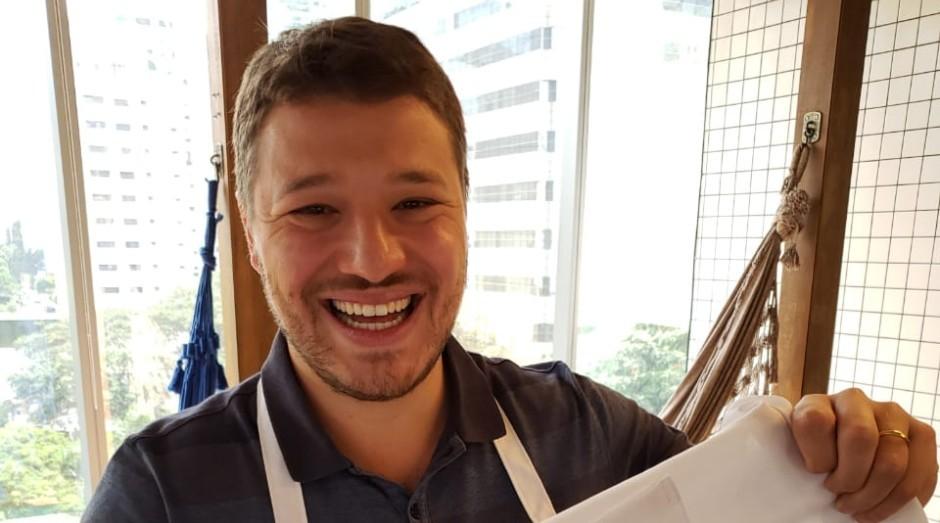 Pedro Santelmo, CEO da Vem de Bolo (Foto: Divulgação)