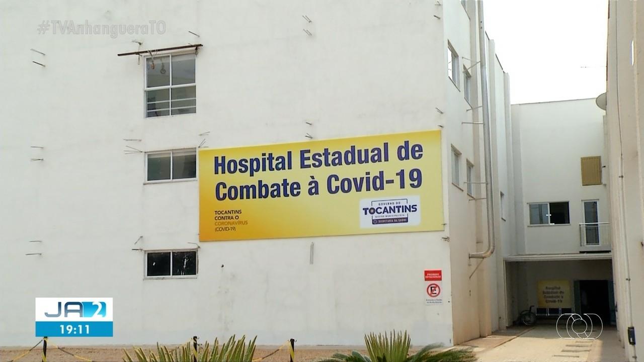 Palmas ultrapassa 90% de ocupação dos leitos para Covid pela primeira vez