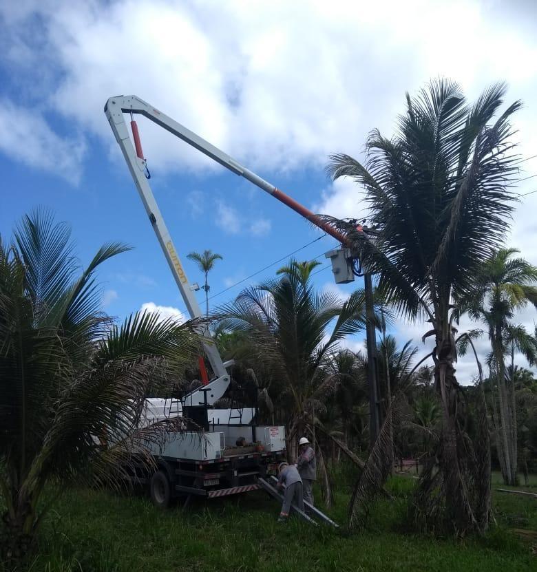 Mais de 70 comunidades e ramais do AM recebem serviços na rede elétrica na BR-174