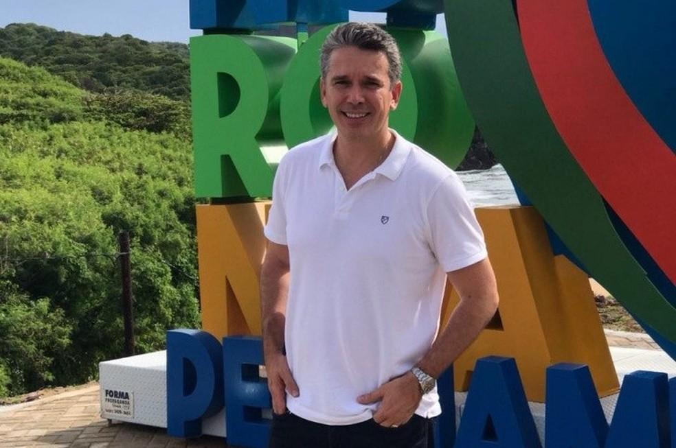 Deputado federal Felipe Carreras (PSB-PE) — Foto: Ana Clara Marinho/TV Globo