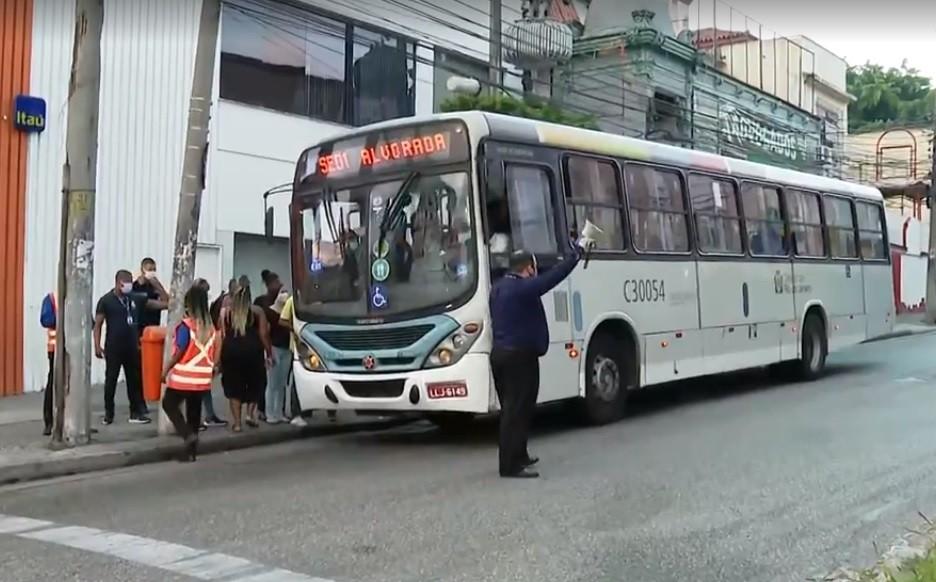Prefeitura do Rio anuncia mudanças no BRT Transoeste a partir de segunda-feira; veja o que muda