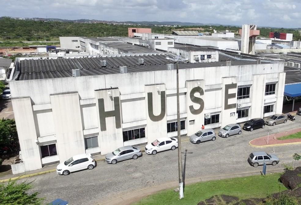 1202 atendimentos foram realizados de julho a setembro no Huse. — Foto: Asscom/SES