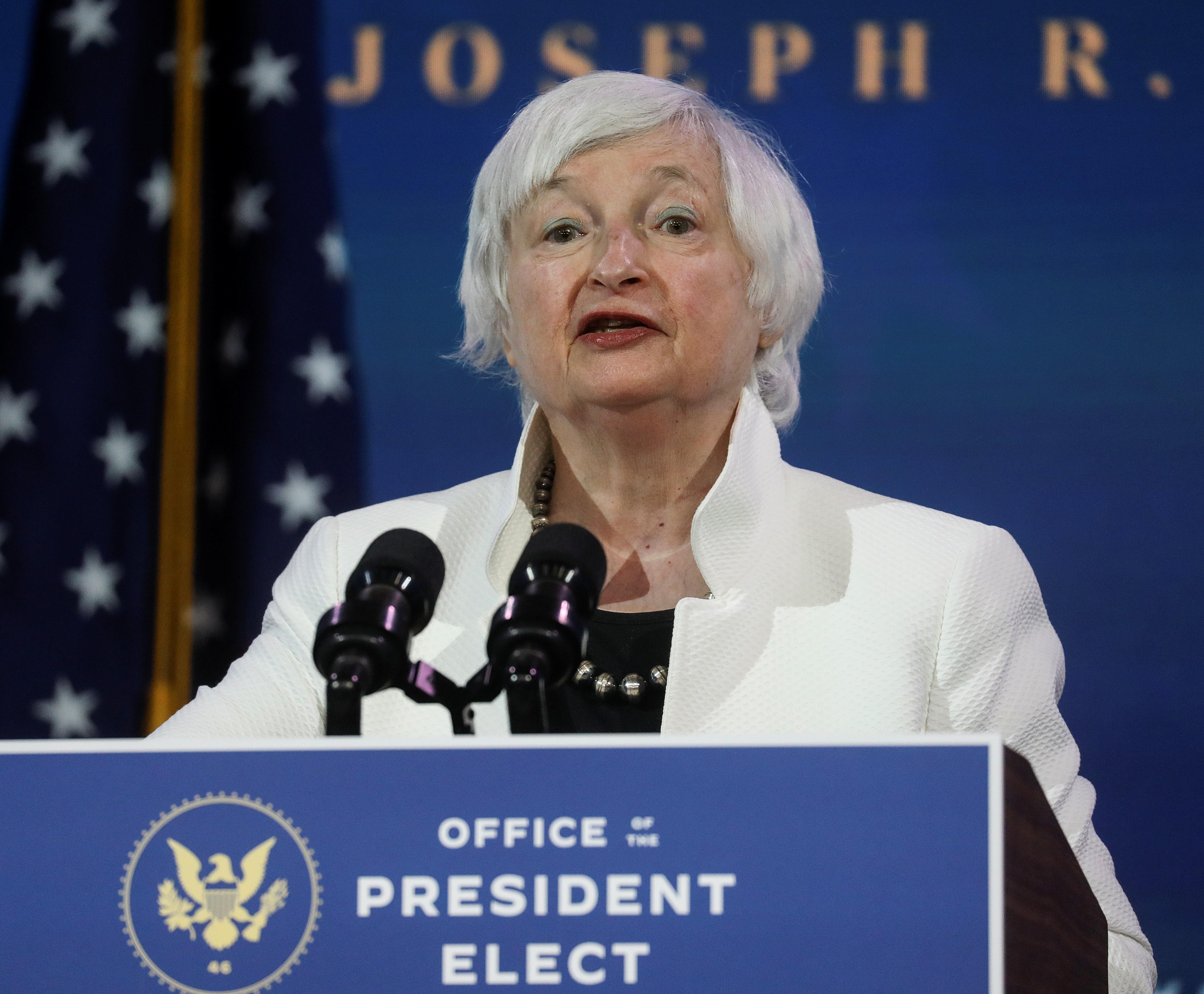 Janet Yellen é confirmada como a primeira mulher secretária do Tesouro dos Estados Unidos