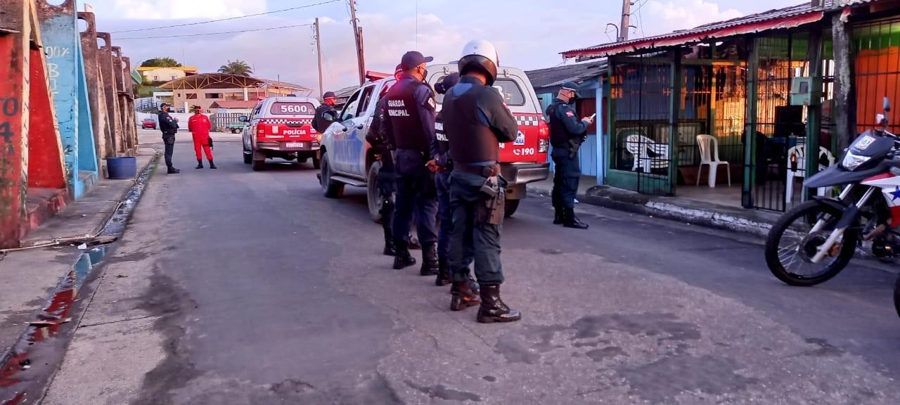 Fiscalização autua quatro bares em Oriximiná por descumprimento de medidas sanitárias