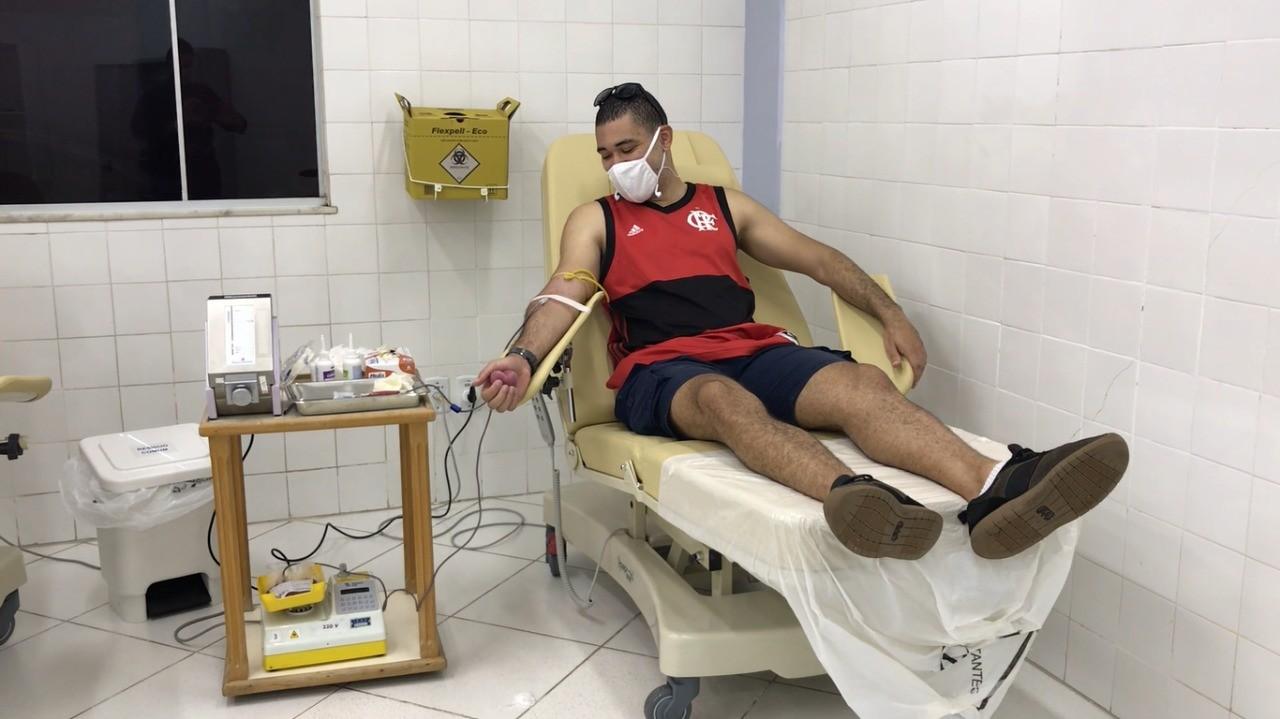 Hemocentro faz mutirão de doação de sangue neste sábado em Nova Friburgo, no RJ