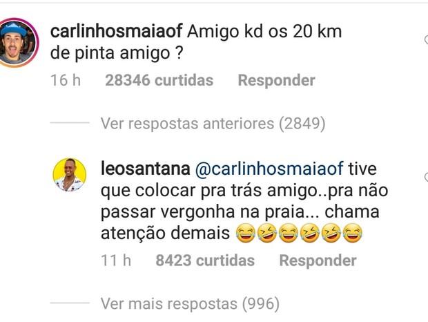 Leo Santana (Foto: Instagram)