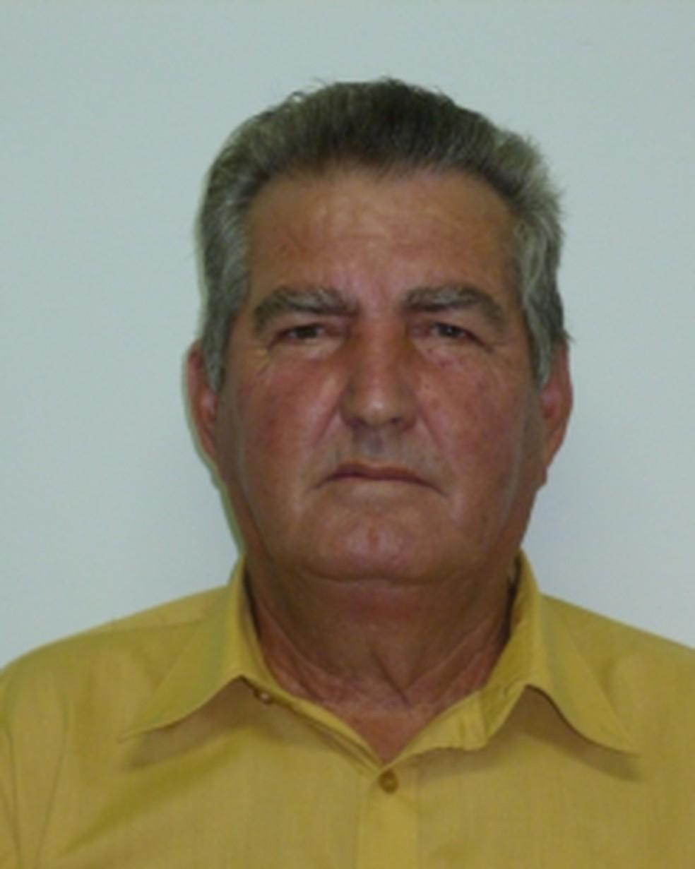 Valfrido Cauneto (PP) atuava como vereador de Santo Expedito — Foto: Reprodução/Câmara Municipal