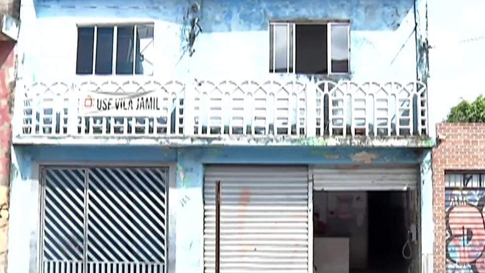 Segundo funcionária, local era uma casa antes de ser alugado e adaptado pela Prefeitura. — Foto: Reprodução/TV Diário