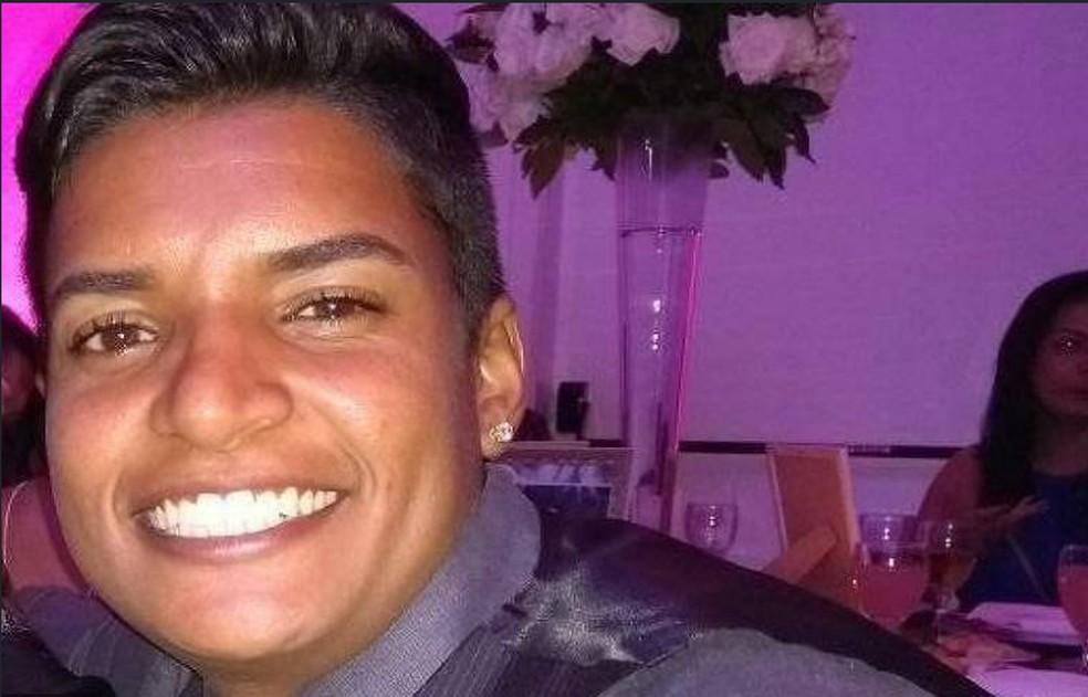 PM Juliane tinha 27 anos e estava à paisana quando foi morta por integrantes de facção criminosa em comunidade da Zona Sul de São Paulo — Foto: Divulgação/Arquivo pessoal