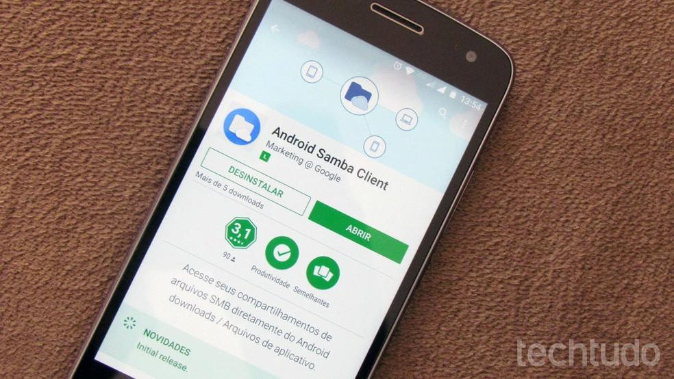 Como acessar arquivos do PC pelo celular Android