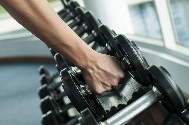 Academia, musculação (Foto: Thinkstock)