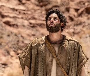 Dudu Azevedo, o protagonista de 'Jesus' | Edu Moraes/Record
