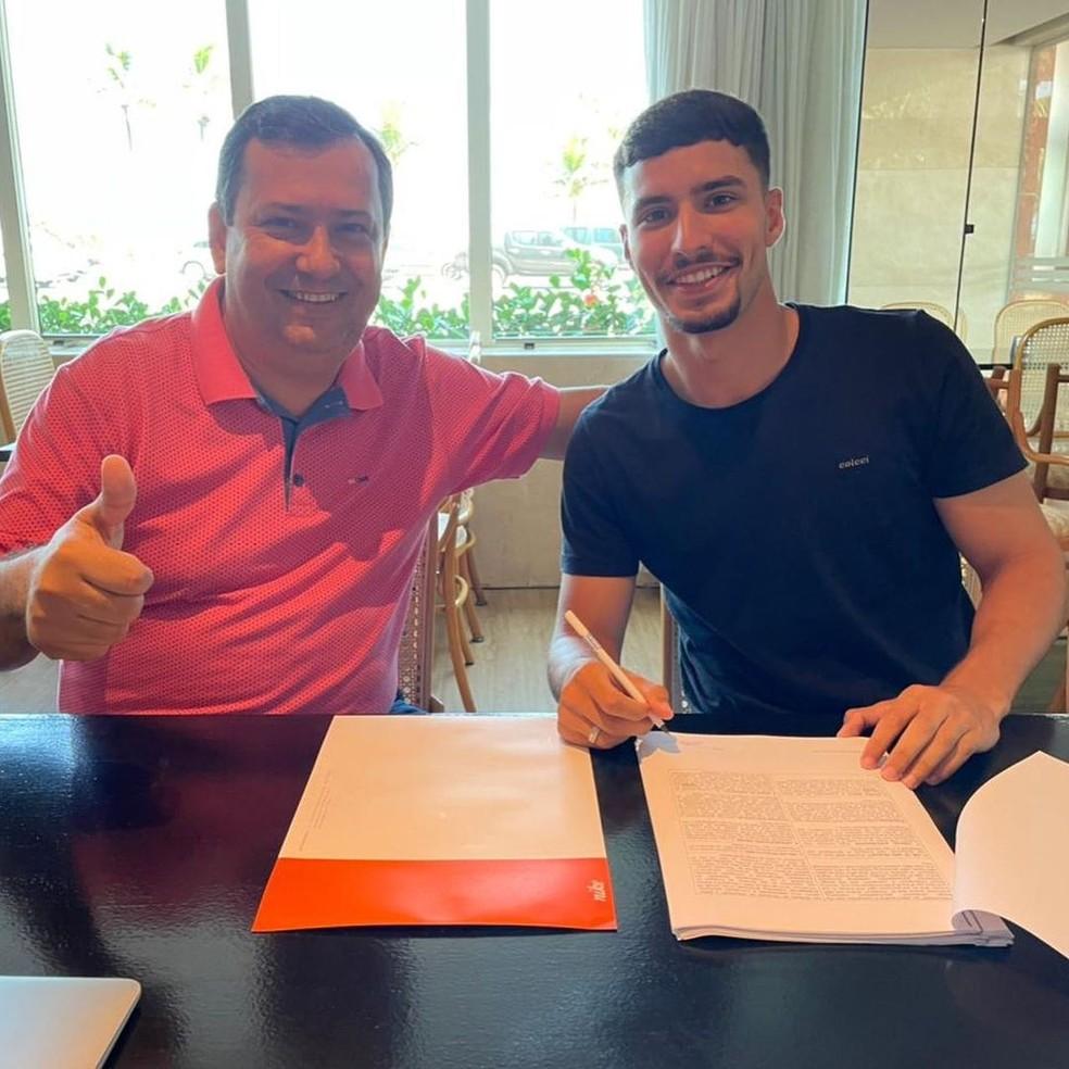 Joia assinou recentemente contrato de patrocínio com a Nike — Foto: Divulgação