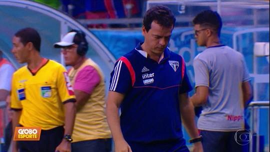 São Paulo empata com o Bahia em jogo sem gols