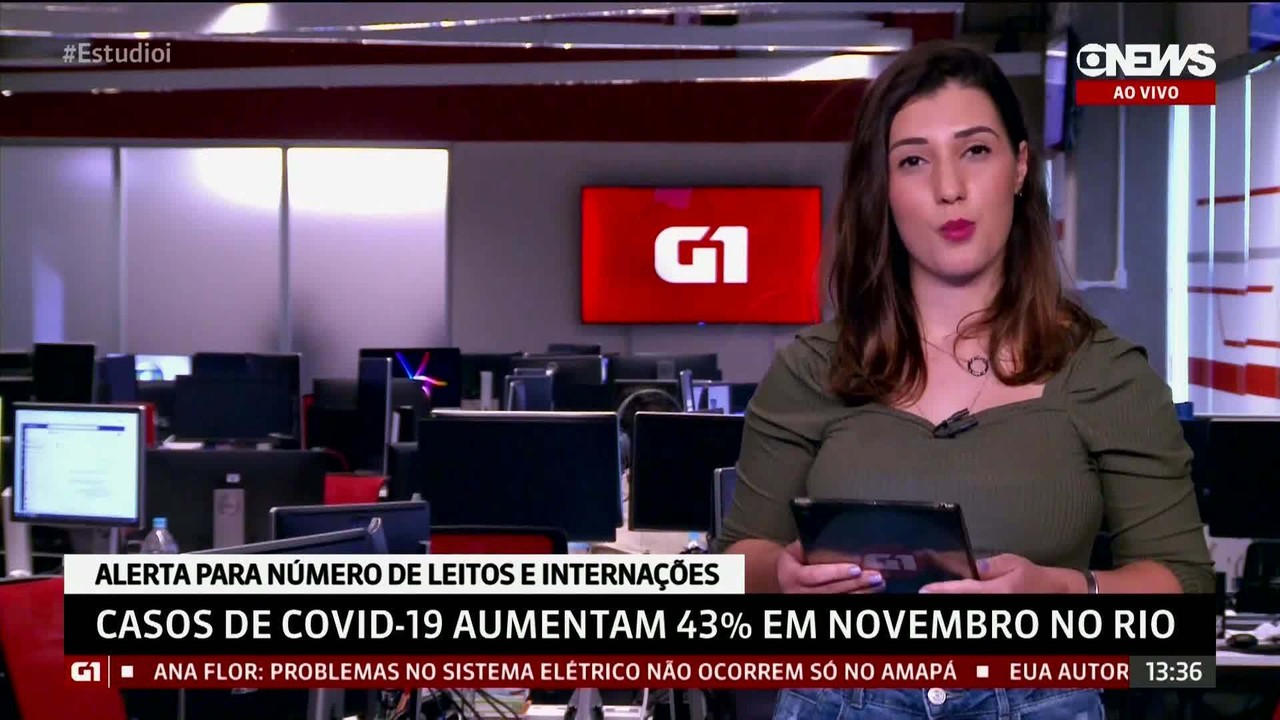 G1 em 1 Minuto: Brasil tem 166.847 mortes e 5.912.903 casos confirmados de Covid-19