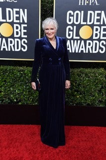Glenn Close usa Armani