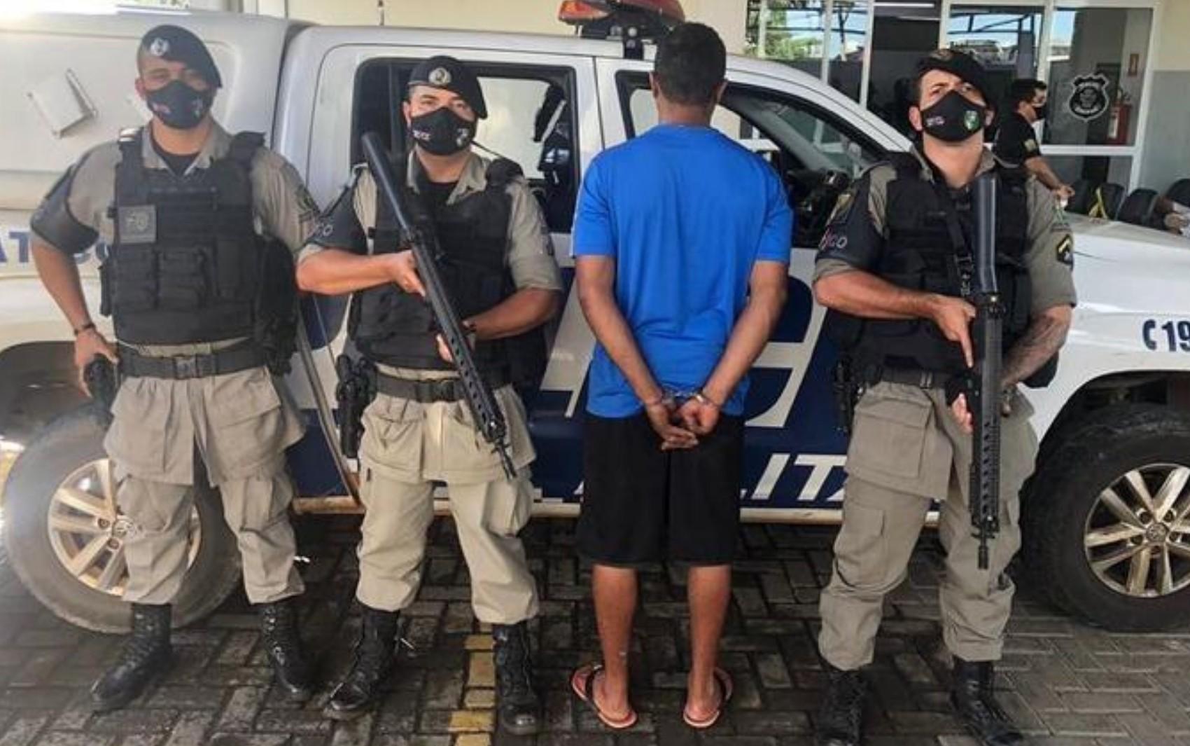Suspeito de matar mulher no Tocantins e dizer que ela tinha caído da cama é preso em Goiânia
