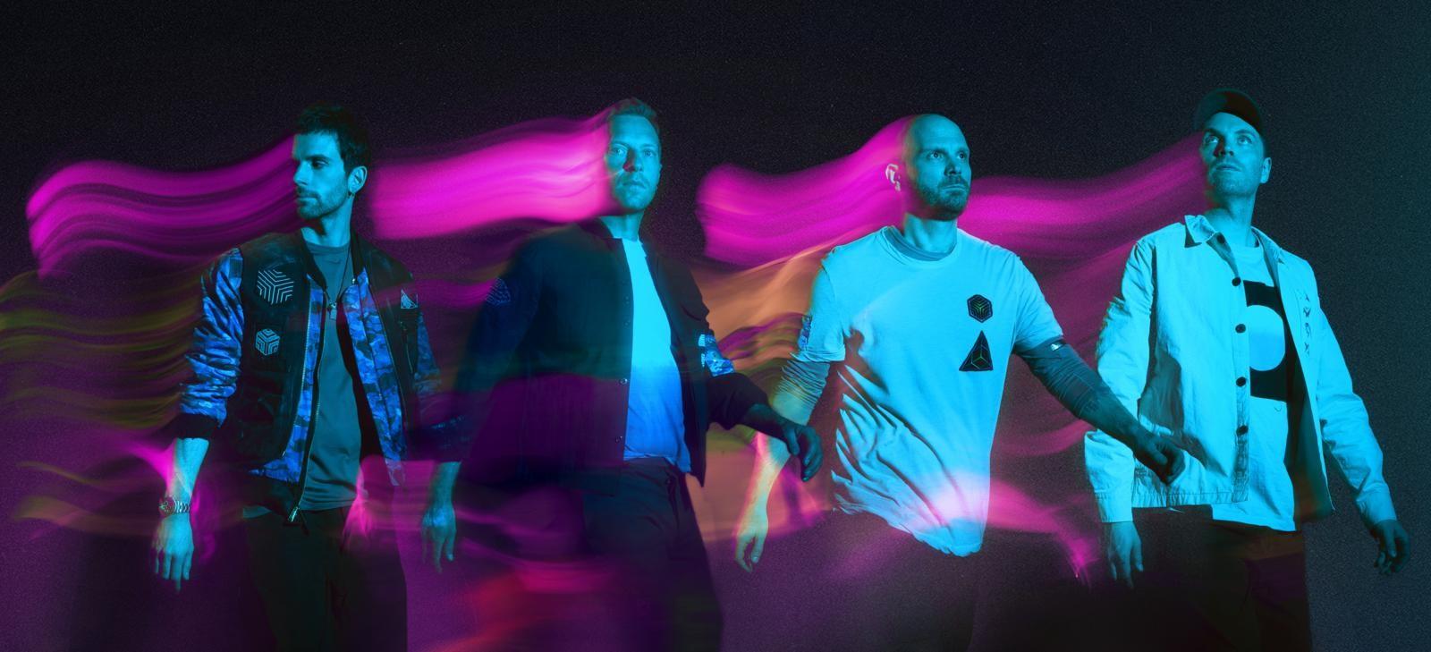 Coldplay lança 'Music Of The Spheres', com trilha que poderia tocar em motéis de Marte