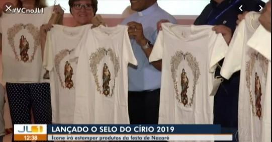 Diretoria do Círio divulga selo oficial da festividade - Notícias - Plantão Diário